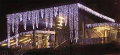 Гирлянды светодиодные (LED), Новогодние украшения LED
