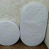 Овальна \ кругла ліжко трансформер на маятнику + 2 цільних матраца, фото 10