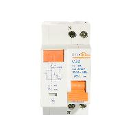 Дифференциальный выключатель ECO 2p 32A/30мА ECOHOME