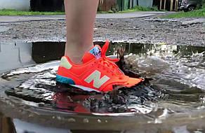 Гидрофобный спрей для обуви Blyskavka