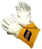 Краги (рукавицы) сварщика Tig Super Soft ESAB