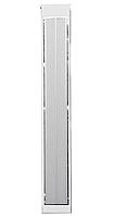 Обогреватель потолочный инфракрасный стальной с закрытым тэном УКРОП Б1250С, фото 1