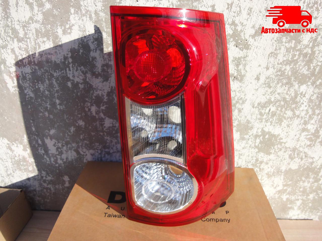 Ліхтар задній правий, без патрона, COMBI 06- (MCV) DACIA LOGAN EXPRESS, DACIA LOGAN 551-1973R-LD-UE DEPO