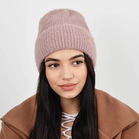 Вязаные молодежные шапки
