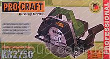 Циркулярная пила Procraft KR2750