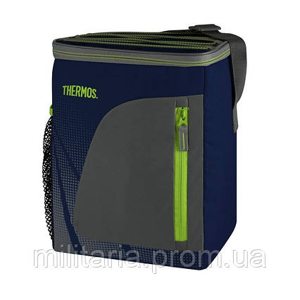 Сумка холодильник, термосумка 9л Thermos Cooler Bag Radiance Navy 500141, фото 2