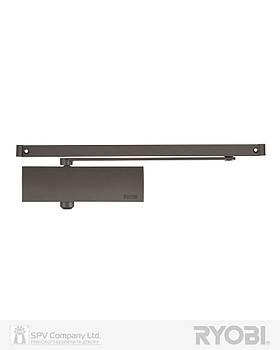 Фіксуючий доводчик для дверей RYOBI 1200 D-1200T METALLIC_BRONZE SLD_HO_ARM EN_3 60кг 950мм