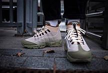 Мужские кроссовки Nike Air Max 95 Winter Olive ( Реплика ), фото 3