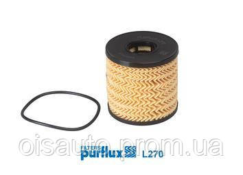 Фильтр масла 2.2/2.5 dCi Master/Trafic/Laguna 01- PURFLUX L270
