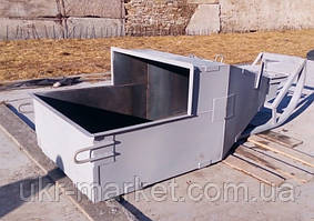"Бункер ""Башмак"" БП-1.0 (куб.м)"