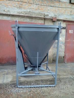 Бункер конусный БН-0.5 (куб.м), фото 2