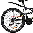 Горный велосипед Discovery Canyon Vbr 26 дюймов Серый, фото 4