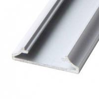 """Профиль """"LL-15"""" накладной широкий (23,5мм) L-3000мм для светодиодной ленты, алюминий (133400)"""