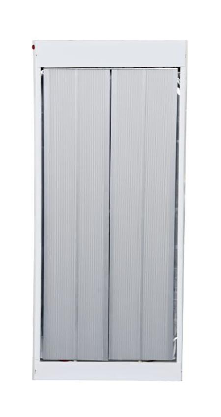 Обогреватель потолочный инфракрасный стальной с закрытым тэном УКРОП Б2000С