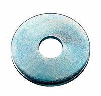 Шайба плоская оцинкованная 10х34 (100шт.), фото 1