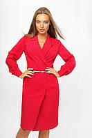Женское платье-пиджак Lipar Красное