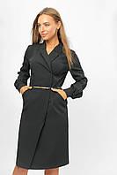 Женское платье-пиджак Lipar Чёрное