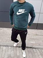 Мужской спортивный костюм на флисе осень/зима