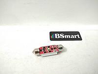Автолампа LED CREE, C5W, 12-24V, CANBUS, 41 мм, фото 1