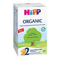 Сухая органическая молочная смесь НіРР Organic 2, 300 г 2048 ТМ: HiPP