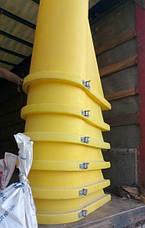 Приемная горловина мусоросброса (универсальная), фото 3