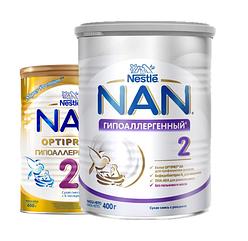 58_Срок_до_16.03.20 Nestle ЗГМ з.г.м. Нан Н.А.2 гіпоалерген. 400 гр