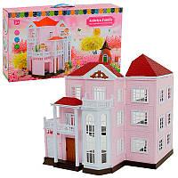 """Дом для животных 1513 """"Счастливая семья"""" 3 этажа, в коробке"""