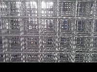 Сетка сложнорифленая (канилированная) из проволоки обычного качества ГОСТ 3282-84 25*40 мм оцинкованная 1х2м