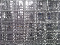 Сетка сложнорифленая (канилированная) 60*60 мм,без покрытия д.4,5 мм карта 1,5х2 м