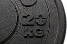 Бамперный диск Rekord 20 кг (BP-20), фото 4