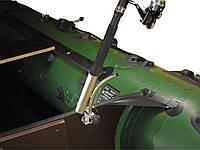 Держатель спиннинга на лодку из ПВХ ДСFishing STR, фото 1