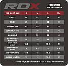 Футболка RDX T-shirt Fight Me XL, фото 6