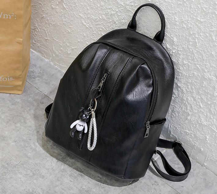 Рюкзак женский кожзам городской Nikki