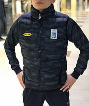 Жилетка безрукавка Bosco Sport Україна. Камуфляж. Колекція 2020