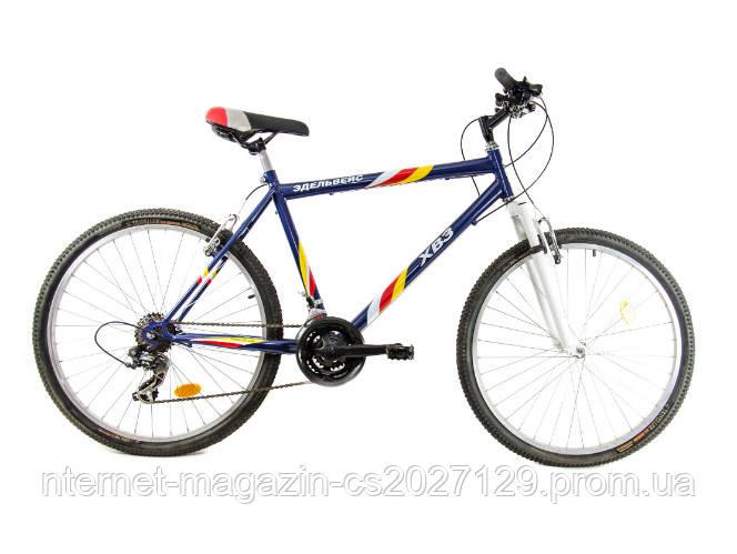 """Велосипед ХВЗ 26"""" """"Эдельвейс"""" 46 BA SH"""