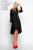 Женское платье–маллет Марлен Lipar Черное