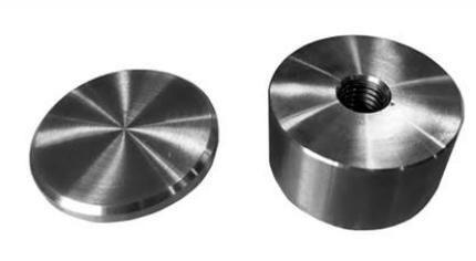 Точечное крепление для стеклянных перил (Ø40 мм нерж.)