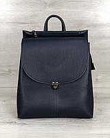 Рюкзак сумка молодежный WeLassie Эшби синий, фото 1
