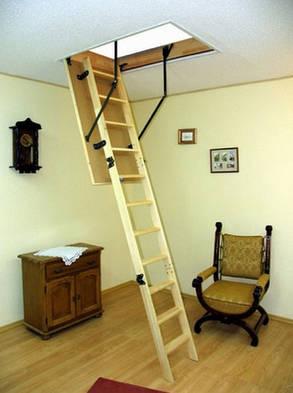 Чердачная лестница OMAN - PRIMA , фото 2
