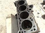 Блок циліндрів 1.6 д ауді 80 б3, фото 3