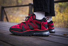 Мужские кроссовки Nike Air Max 270 Bowfin Winter Black Red ( Реплика ), фото 3