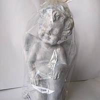 Свеча  Ангел мраморный под старину, фото 1
