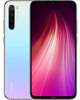 "Смартфон Xiaomi Redmi Note 8 Global 4/64GB White, 48+8+2+2/13Мп, Snapdragon 665, 2sim, 6.39"" IPS"
