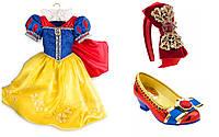 """Карнавальный костюм для девочек Белоснежка """"Белоснежка и семь гномов""""Disney, фото 1"""