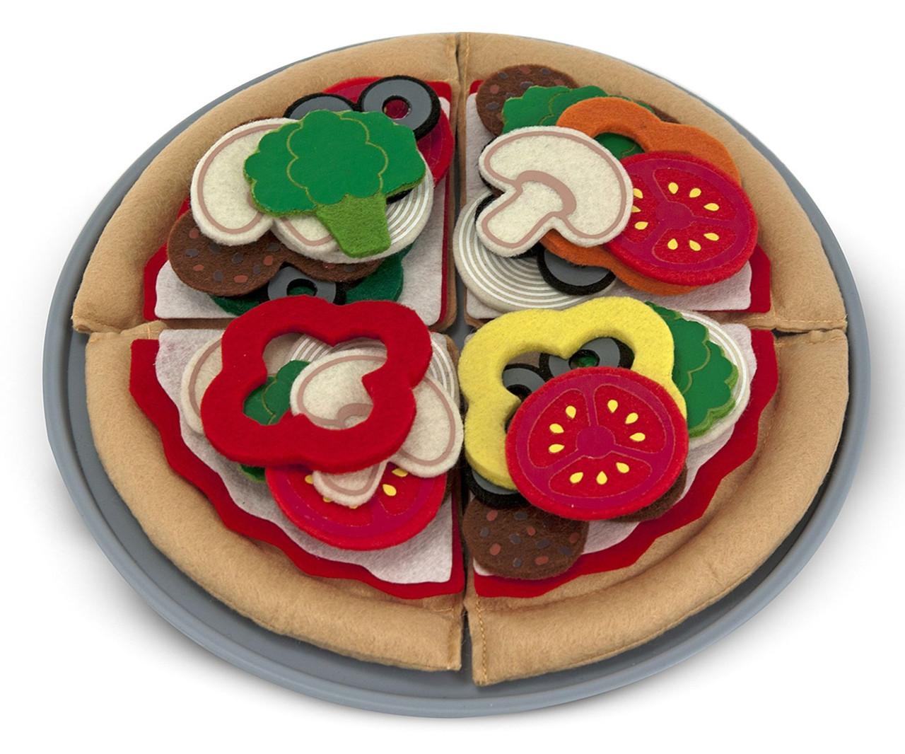 Ігровий повстяний набір Піца & Doug (MD13974)