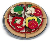 Ігровий повстяний набір Піца & Doug (MD13974), фото 1