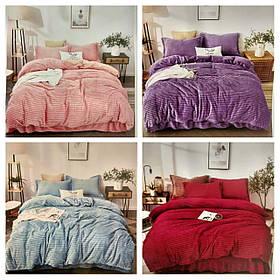 Набор велюрового постельного белья