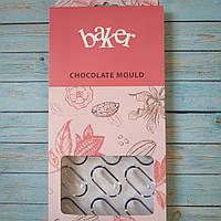 Поликарбонатная форма для шоколадных конфет Пилюля