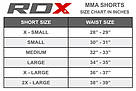 Шорты MMA RDX Grappling S, фото 8