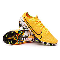 Обзор футбольных бутс Nike Mercurial Vapor XIII Elite FG Laser Orange/Black/Hyper Crimson